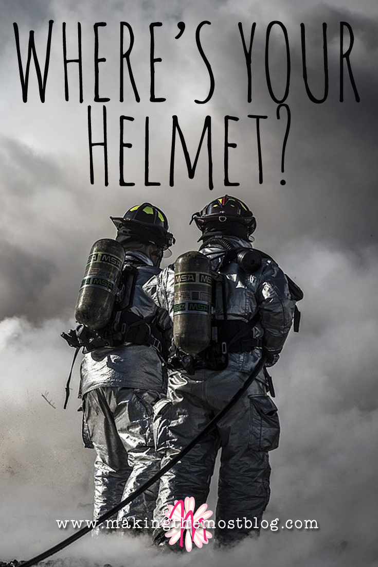 Where's Your Helmet? | Making the Most Blog