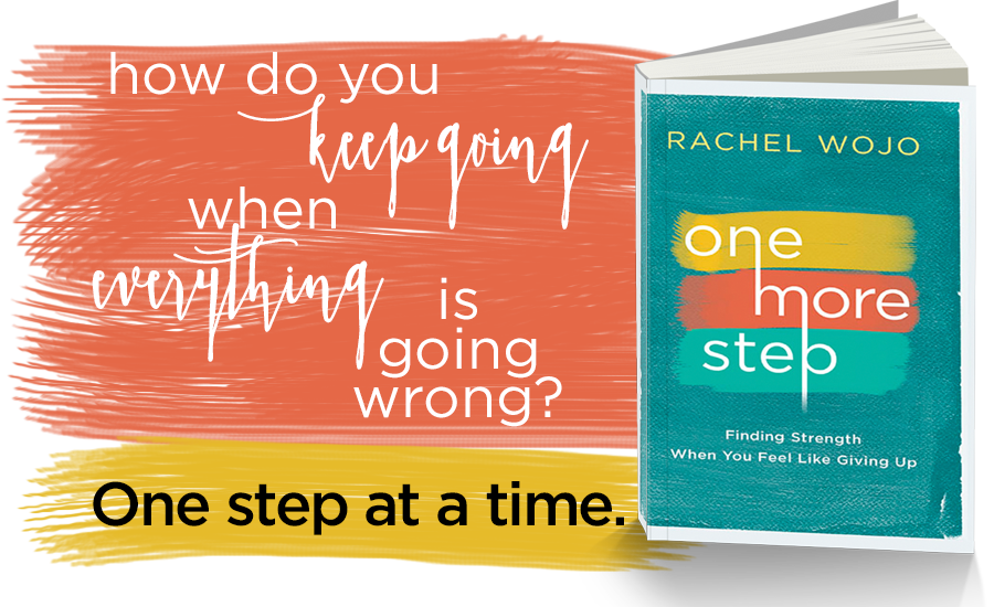One More Step: A Book Review | Making the Most Blog