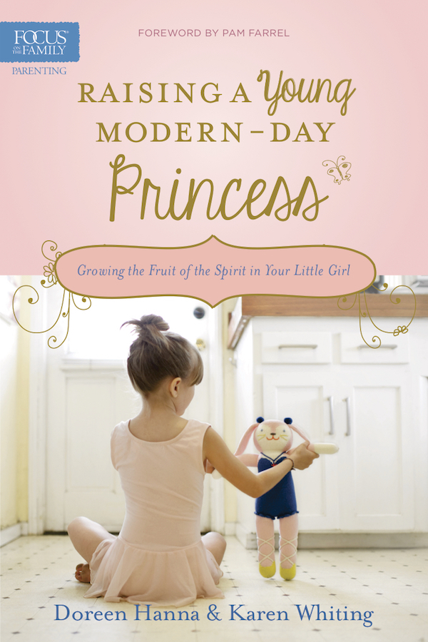 Raising a Young Modern-Day Princess | Making the Most Blog