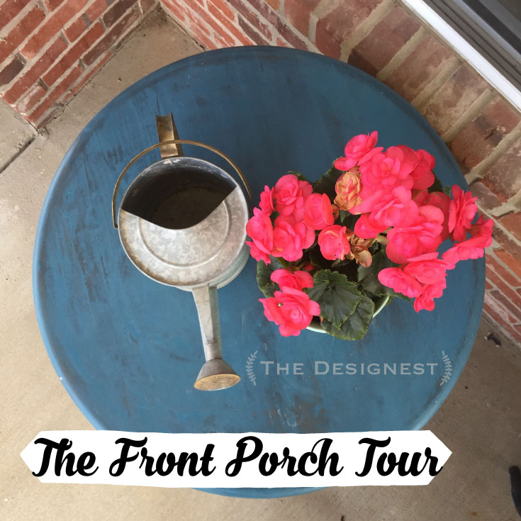 Tips & Tricks Tuesday Linkup #1: Front Porch Feature | Making the Most Blog