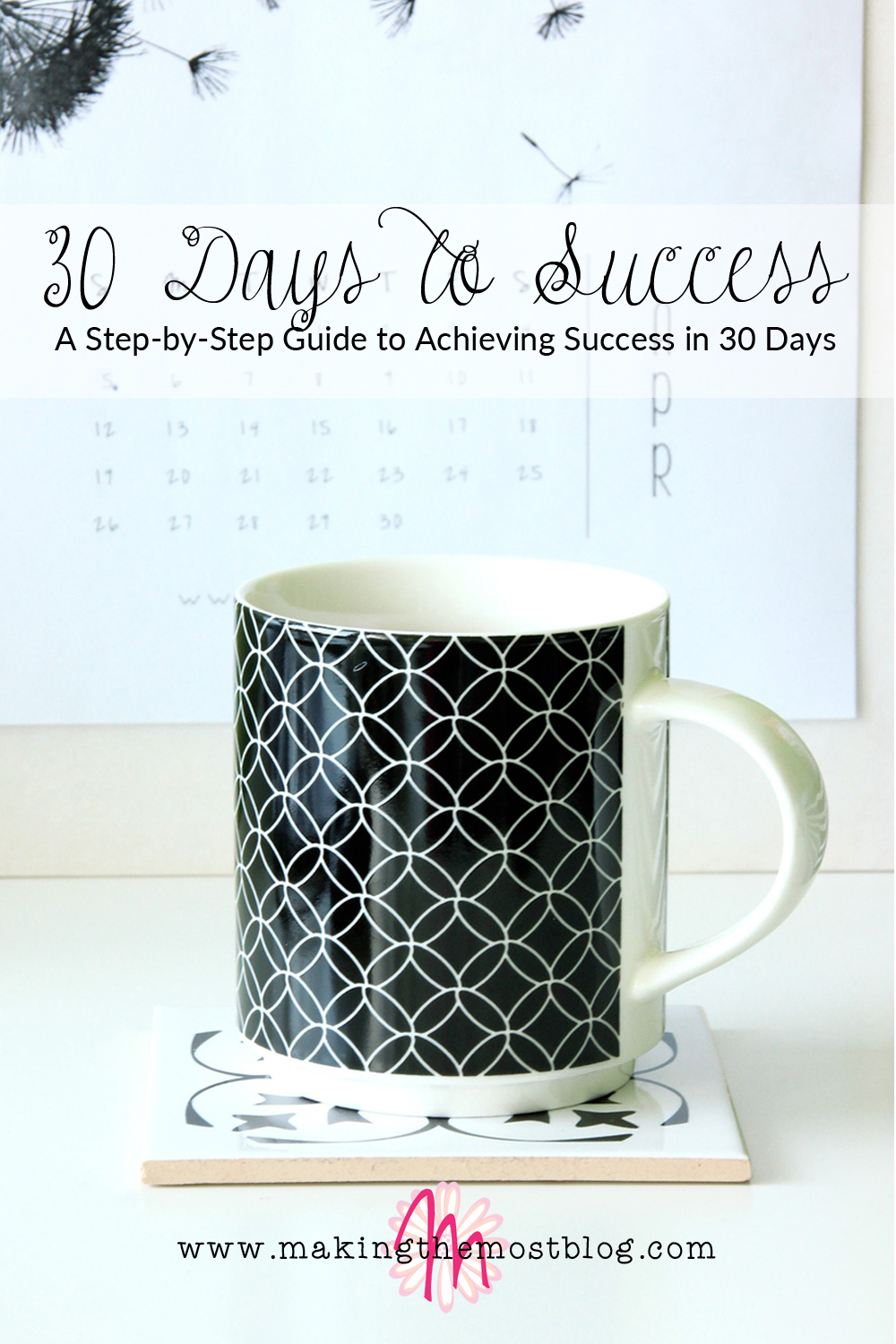 30 Days to Success: A Step-by-Step Guide to Achieving Success in 30 Days | Making the Most Blog