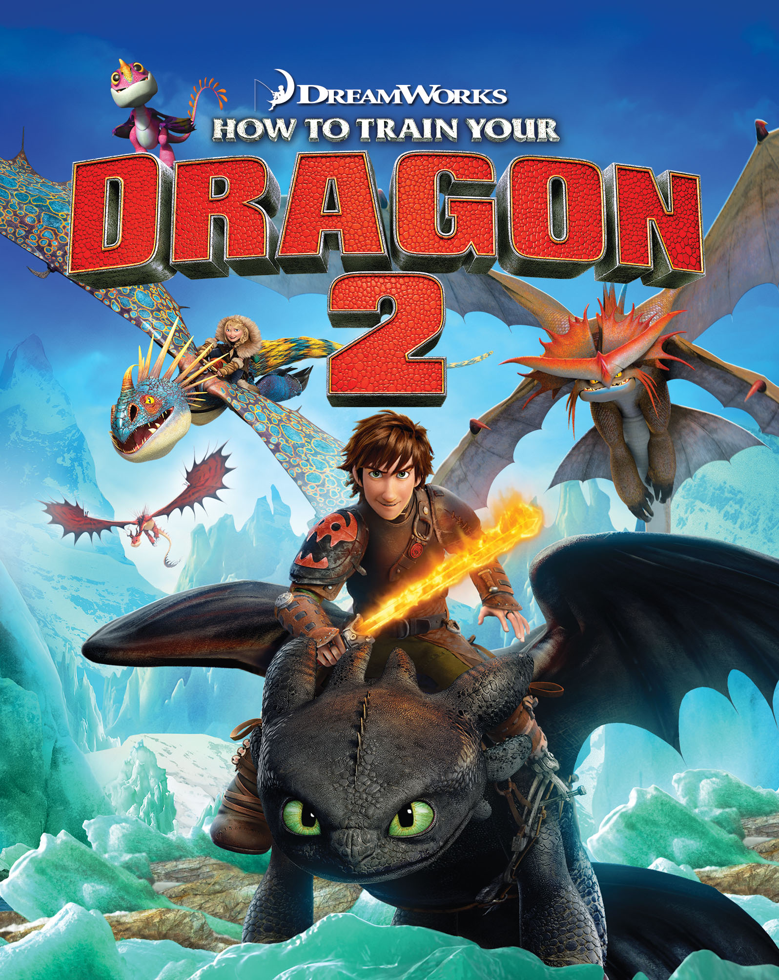 How to Train Your Dragon 2: A Movie Review | Making the Most Blog