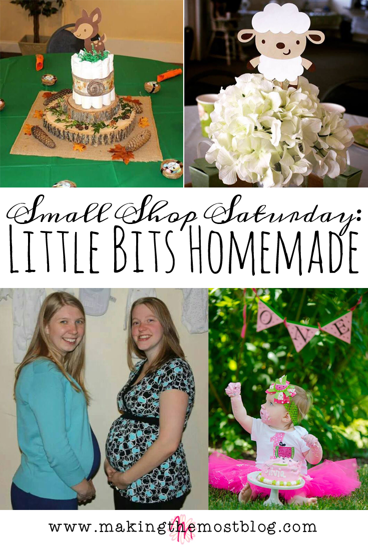 Small Shop Saturday: Featuring Little Bits Homemade | Making the Most Blog
