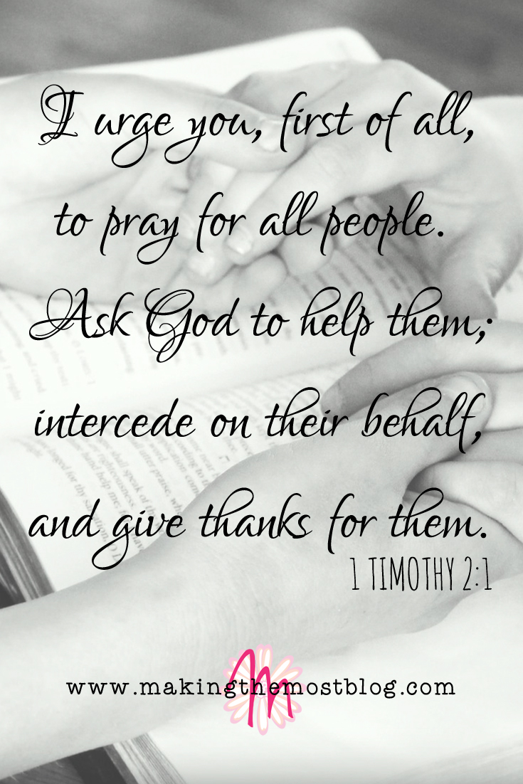 Scripture Sunday: How Can We Pray For You?