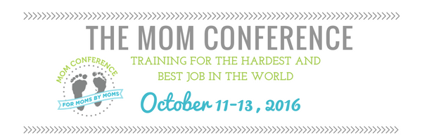 Save The Date: The Mom Conference 2016