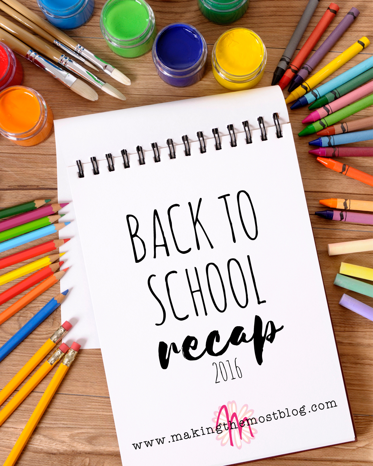 Back To School Recap